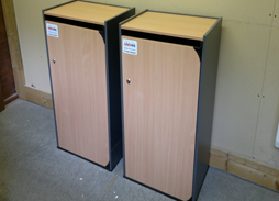 Shredex Lockable Cabinets